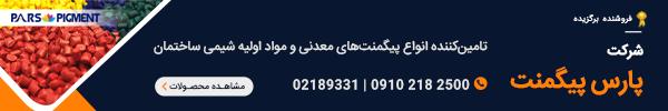 پارس پیگمنت 600 در 100