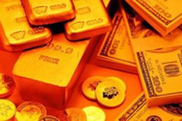 جهش 72 دلاری قیمت طلا طی 2 هفته گذشته