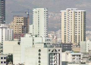 تعیین قیمت مسکن براساس امکانات/ لیست قیمت آپارتمان در شمال شهر