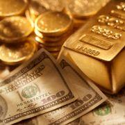 سقوط 140 دلاری بازار طلا