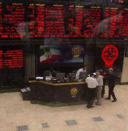 تغییر مالکیت 119 میلیون برگه سهم در معاملات بورس تهران