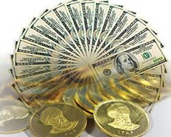 گزارش از بازار طلا و سکه و ارز