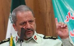 انتقاد فرمانده نیروی انتظامی از تغییر ناگهانی تعرفه کالاها