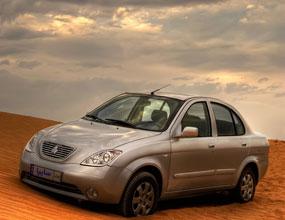 ورود خودروی تیبا به بازارهای بین المللی