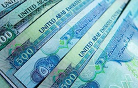 درهم، دلار و پوند را بالا کشید