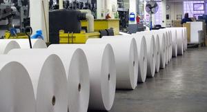 بازار محصولات کاغذ و مقوا در یک ماه گذشته
