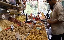 افزایش 20 تا 50 درصدی قیمت آجیل شب عید