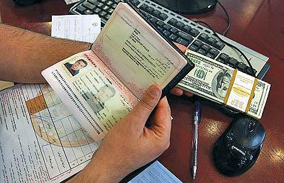 ارز مسافری به افراد دارای ویزای بیش از 3 ماه تعلق نمیگیرد