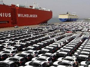 قیمت خودروهای وارداتی در روزهای آینده کاهش می یابد