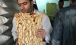 قیمت نان در گیلان افزایش یافت