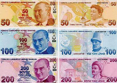 نوسان ارزی ترکیه چگونه پایان گرفت؟