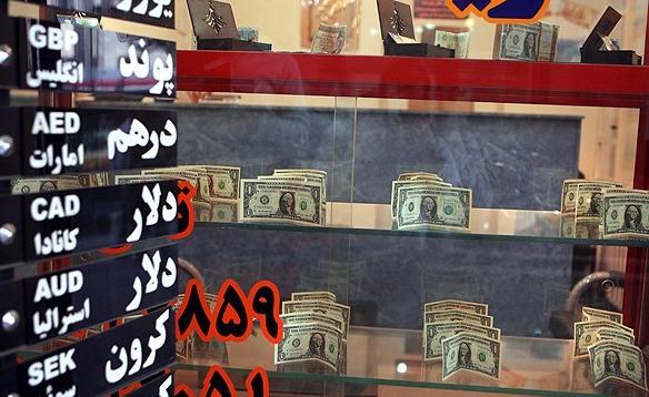 تداوم ریزش قیمت ارز / دلار به مرز 2900 تومان رسید