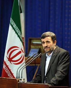 احمدینژاد: نامهای دریافت نکردهام