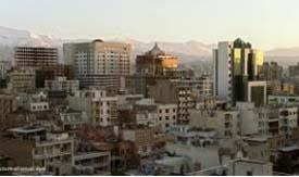 قیمت زمین و آپارتمان در تهران ۱۷درصد افزایش یافت