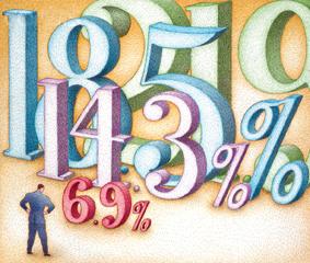 نرخ تورم آذر به 27.4 درصد رسید