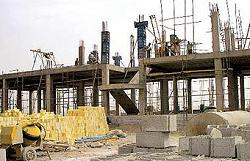 افزایش قیمت مصالح ساختمانی در بازار تهران