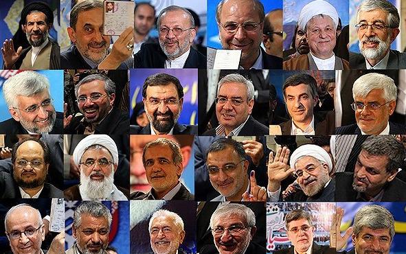 همه چهرههای سیاسی که در انتخابات ثبت نام کردند/ از هاشمی تا مشایی