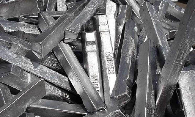 افت بهای فلزات در بورس لندن
