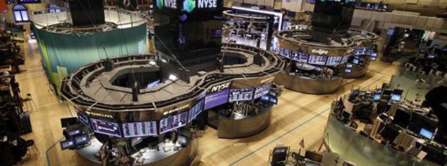 نوسان شاخص سهام در بورسهای جهانی