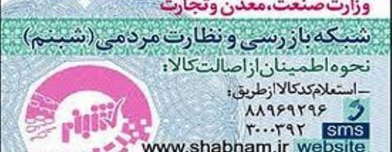 """تشکیل کارگروه رفع مشکلات """"شبنم"""" در وزارت صنعت"""