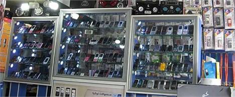 واردات 287 تن گوشی تلفن همراه در هفت ماه