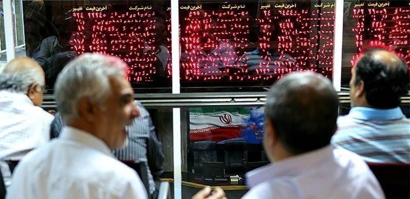 679 میلیون برگه سهم در بورس تهران معامله شد