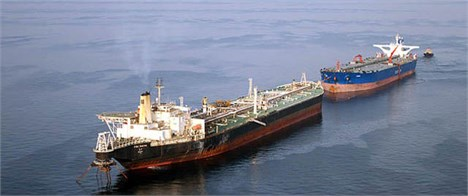 صادرات نفت کوره ایران به یک سوم کاهش مییابد