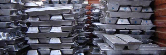 سقوط قیمت برخی فلزات در بورس لندن