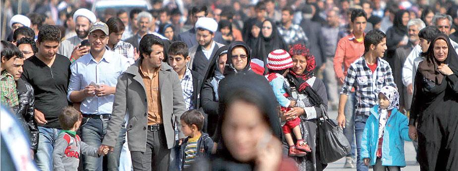 جمعیت ایران 77.4 میلیون نفری شد
