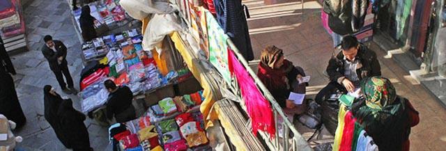 هجوم پوشاک قاچاق به بازار