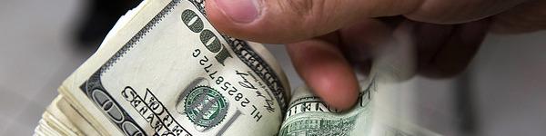 تداوم سیر نزولی دلار در بازار
