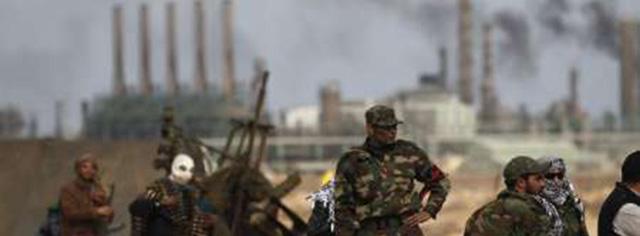 داعش نفت صادر کرد !