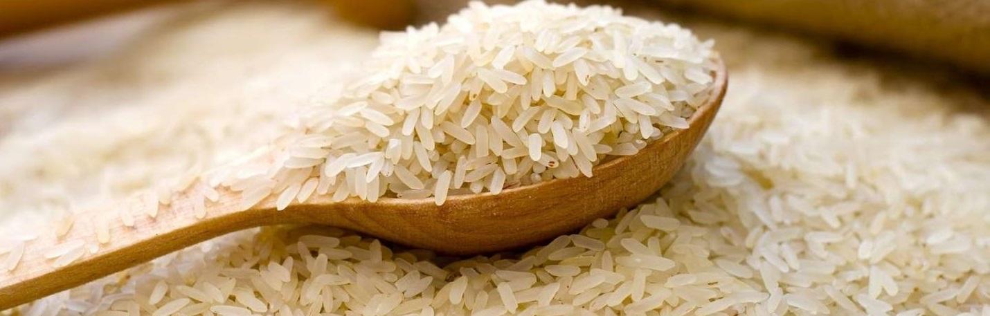 واردات برنج بیرویه است