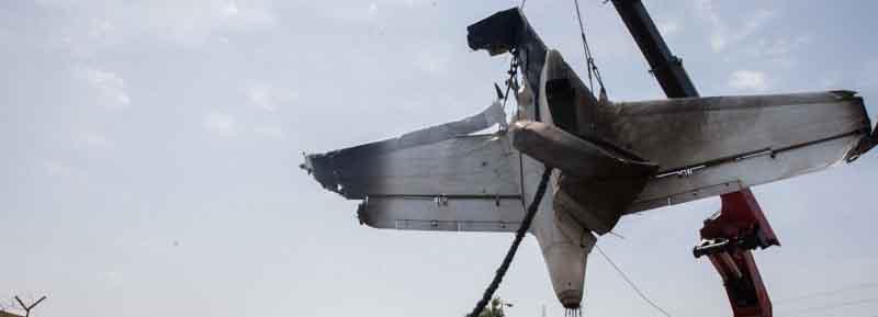 از کارافتادن موتور هواپیما عامل سانحه آنتونوف 140 بود