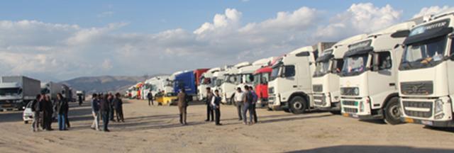 پلمپ مخازن سوخت کامیونهای ترکیهای آغاز شد