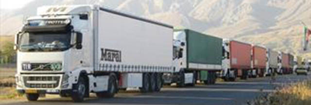 مهلت یک هفتهای ایران به کامیونهای ترکیه
