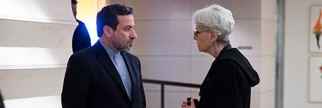 آغاز مذاکرات ژنو؛ دیدار دو جانبه معاونان وزرای خارجه ایران و آمریکا