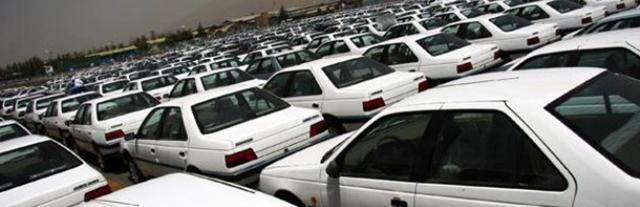 بازار خودرو نیمه تعطیل شد