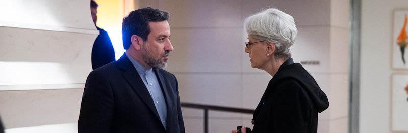 ایران و آمریکا مذاکرات هسته ای خود را در زوریخ از سر گرفتند