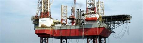 جهتیابی نفت با پنج حسگر