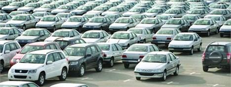 نوسان در قیمت خودروهای داخلی