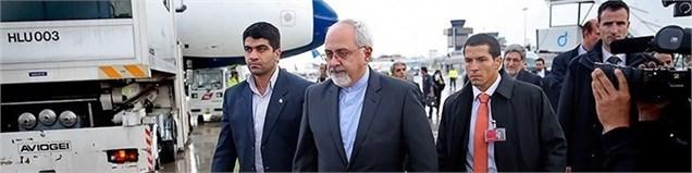 وزیر امور خارجه ایران وارد پایتخت بلاروس شد