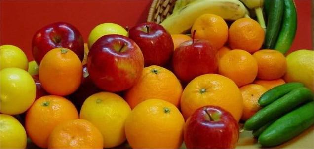 فروش سیبهای ایرانی در سوپر مارکتهای امارات