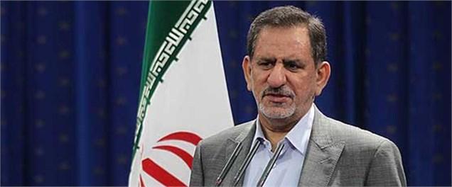 جهانگیری: ایران و عراق باید بدون اتکا به نفت گام بردارند