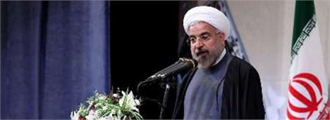 روحانی: برای پیشرفت علمی از کسی اجازه نمی گیریم/ملت ایران برای سلطه بر فناوری فضایی مصمم است