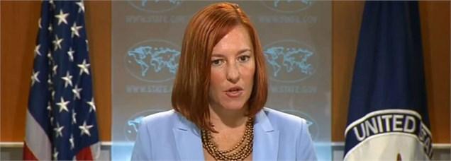 ساکی:رایزنی آمریکا با اسرائیل درباره مذاکرات هستهای ایران ادامه دارد