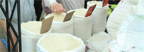 بورس کالا پر از عطر برنج های ایرانی