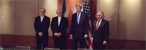 پایان دور دوم مذاکرات ظریف - کری و صالحی - مونیز پس از 3 ساعت
