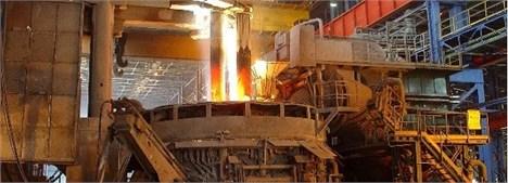 ۴درصد فولاد کشور در زنجان تولید می شود