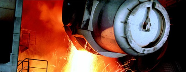 رشد 7.3 درصدی تولید فولاد خام